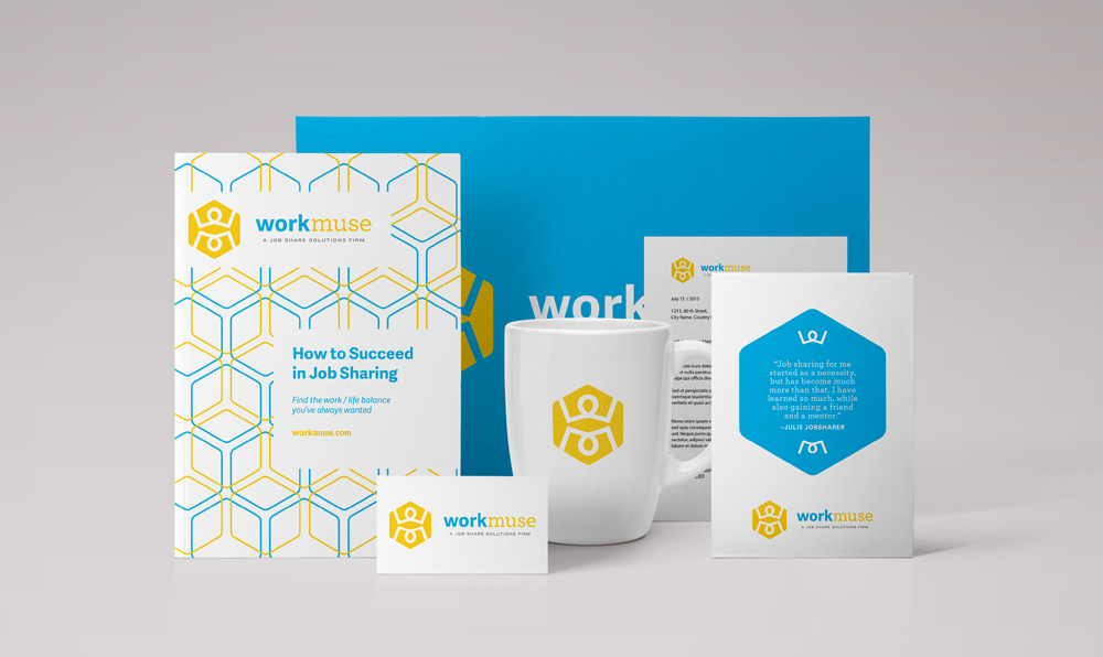 Work Muse Branding by FIve and Four